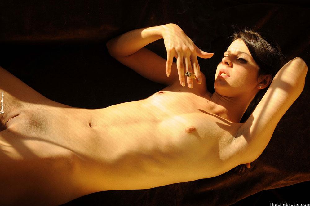 "Life Erotic Art Nude - Muriel Smoke - ""Gorgeous Young ..."